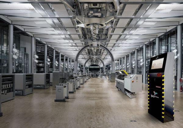 fabryka bez ludzi