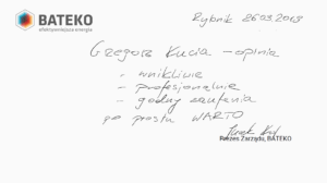 opinia Bateko